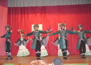 Зажигает Театр танца